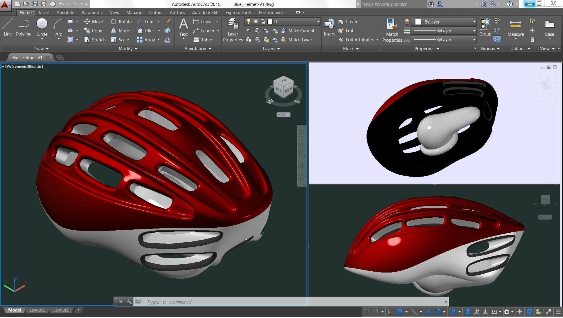 3D Модели Для Автокад