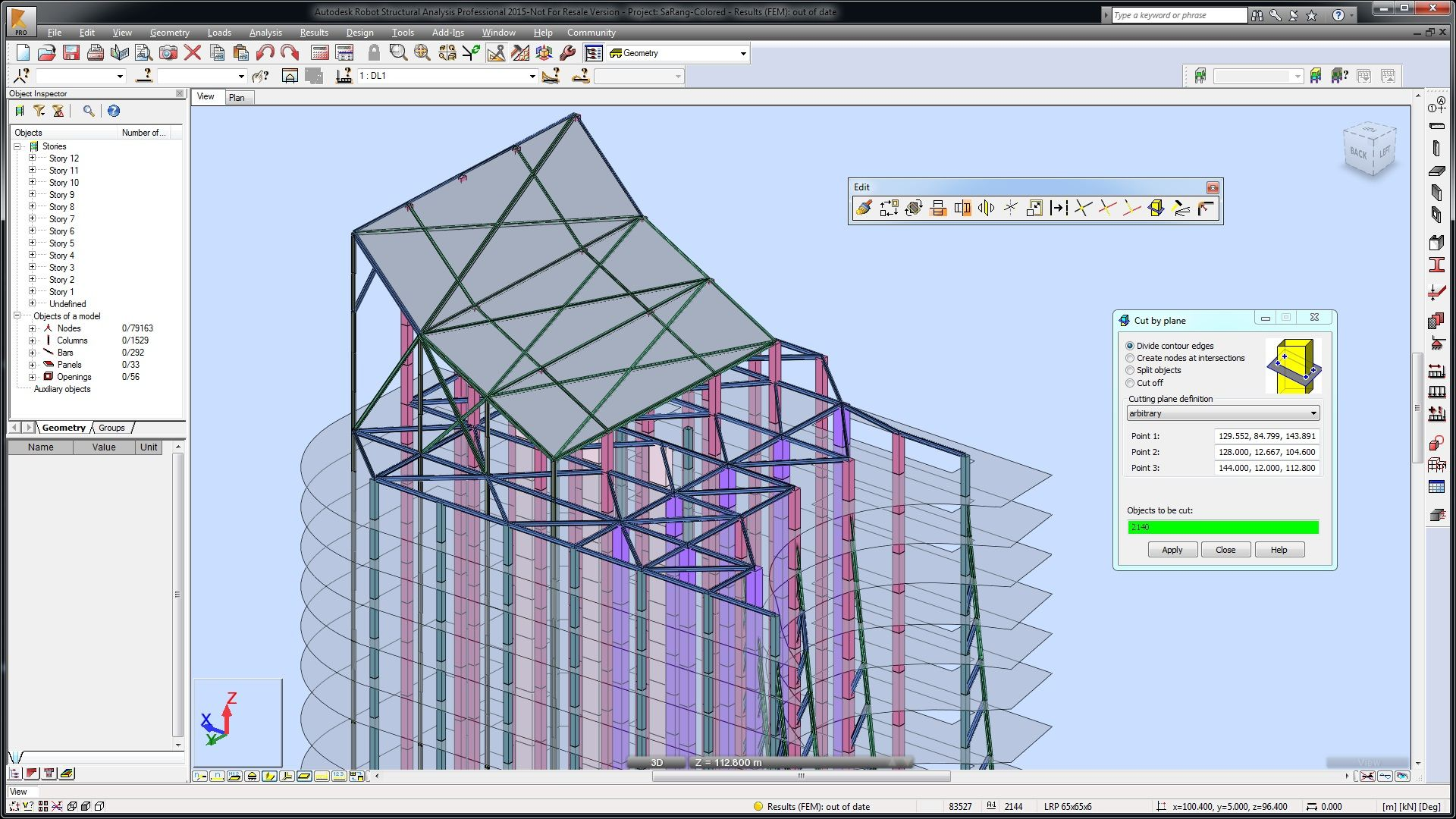 Autodesk Robot Structural Analysis Professional