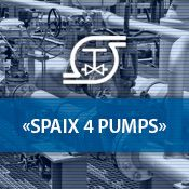Spaix 4 Pumps