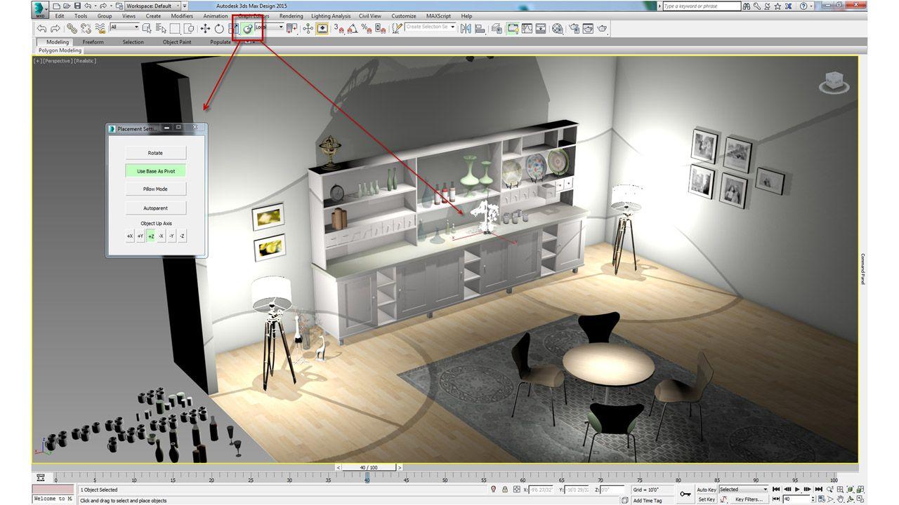 дизайн архитектуры и интерьеров в 3ds max design 2012 pdf